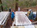 prepping the streamside channels